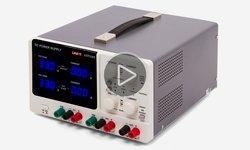 Відеоогляд лабораторного блока питания UNI-T UTP3305