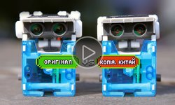 Батл сонячних роботів 14 в 1! Оригінал СIC vs Китайська підробка