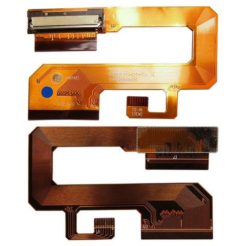 FPC кабель для автомобильного видеоинтерфейса для Land Rover Discovery 4 SMTASY0076