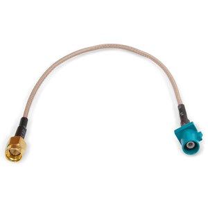 Переходник для подключения к штатной GPS-антенне c Fakra-коннектором