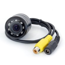 Universal Car Rear View Camera GT S626 - Short description