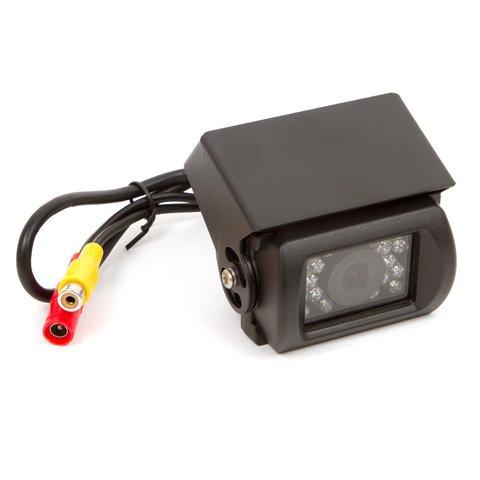 Универсальная камера заднего вида DLS 505 с ИК подсветкой