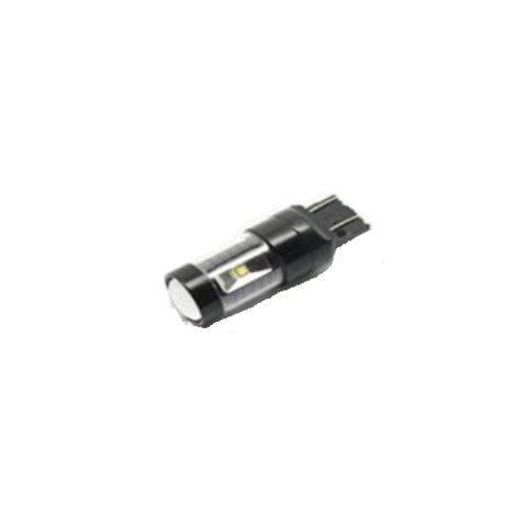 Car Rear End Brake Reverse LED Lamp UP 7G T20SWB 30W(7440  white, 12 24 V
