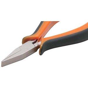 Dual Color Flat Nose Plies Pro'sKit 1PK-054D  (136 mm)