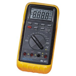 Digital Multimeter MASTECH MY67
