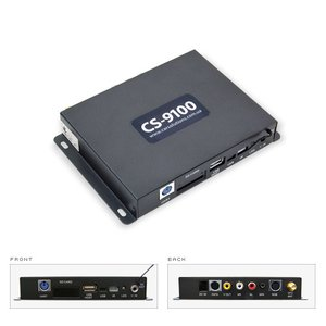 Navigation System for Toyota / Lexus Based on CS9100RV