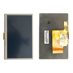 LCD GPS 4,3', (with touchscreen, 4.3