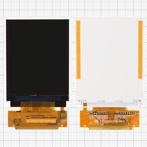 LCD for China-Nokia 6700, 6700TV, 6800, 6800TV Cell Phones, (34 pin, (56*42)) #JTD22413S0-FPC/JTD022305C0-1/JTD022309T0