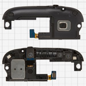 Buzzer for Samsung I9300 Galaxy S3 Cell Phone, (with headphone connector, with antenna, black)