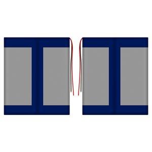 Battery, (114 mm, 92 mm, 3.0 mm, Li-ion, 3.7 V, 3000 mAh)