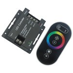LED Controller with Touch Remote HTL-040 (RGB, 5050, 3528, 216 W)