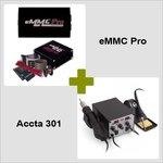 eMMC Pro + Accta 301 (220V)