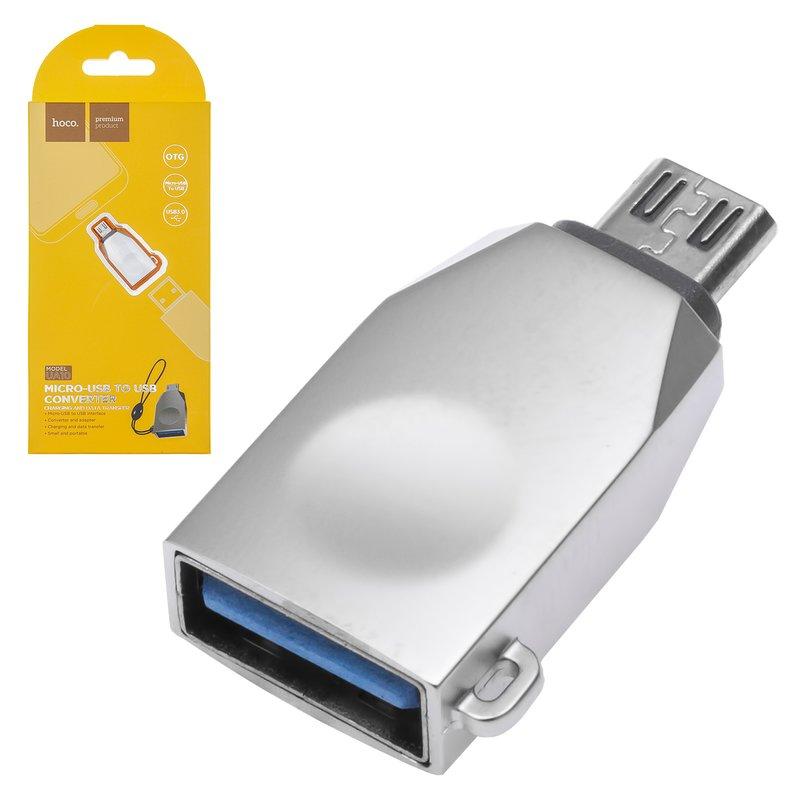 Micro Usb Otg Adapter Hoco Ua10 Gsmserver