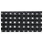 Módulo LED publicitario externaoP10-RGB-SMD (monocromático, luz blanca, 320 × 160 mm, 32 × 16 puntos, IP65, 3800 nt)