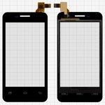 Сенсорный экран для China-phone U16, емкостный, черный, 112 мм, (113*61мм)