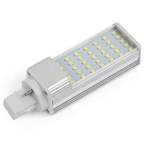 Светодиодная лампа 7 Вт (холодный белый, 650 лм, G23)