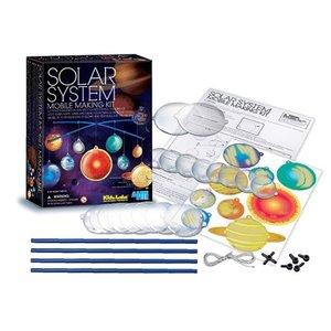 Конструктор 4M 3D-макет солнечной системы