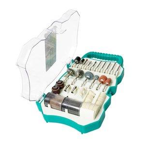 Набор аксессуаров Pro'sKit PT-5100 для шлифмашин Pro'sKit PT-5201A, PT-5201B, PT-5501I