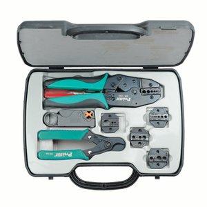 Набор инструментов для обжатия коаксиального кабеля Pro'sKit 6PK-330K