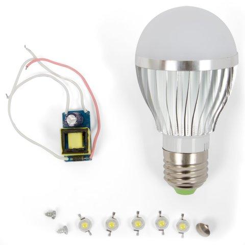 Комплект для збирання світлодіодної лампи SQ Q02 5 Вт природний білий, E27
