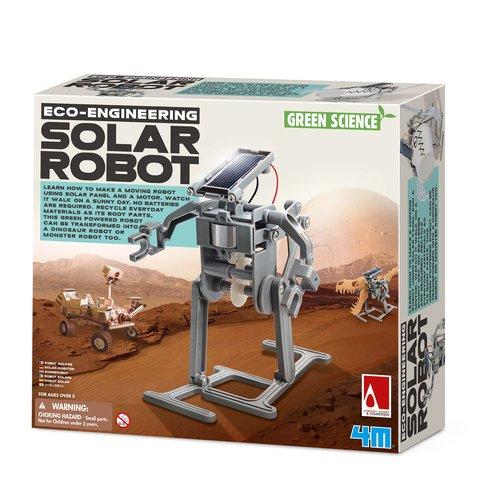 STEAM-конструктор 4M Робот на сонячній батареї
