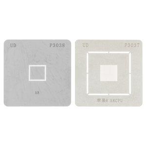 BGA-трафарет A8 RAM+CPU для мобільного телефону Apple iPhone 6