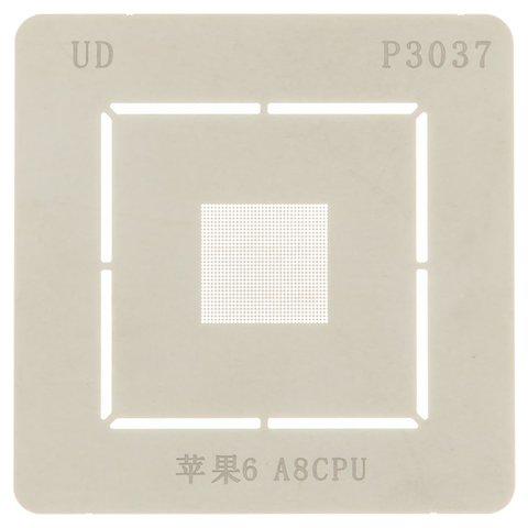 BGA трафарет A8 CPU для мобільного телефону Apple iPhone 6