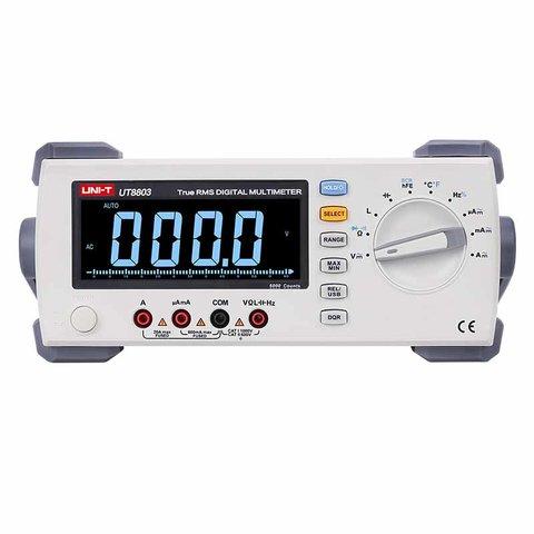 Настільний цифровий мультиметр UNI T UTM18803 UT8803