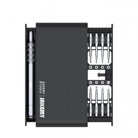 Набір для ремонту мобільних телефонів і планшетів Jakemy JM 8171 17 в 1