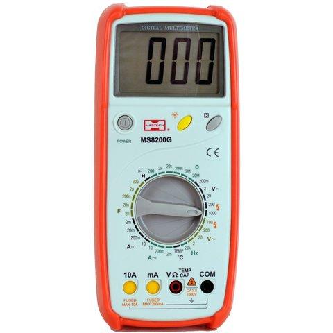Mastech MS8200G Digital Multimeter