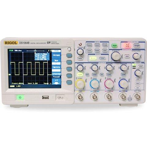 Digital 4 channel Oscilloscope Rigol DS1104B