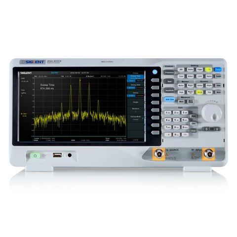 Spectrum Analyzer SIGLENT SSA3021X